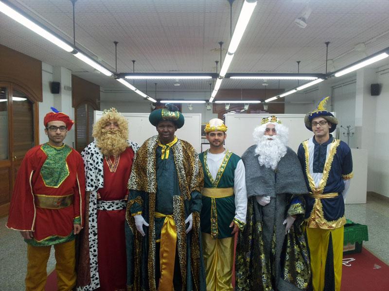 Animadores - Reyes Magos