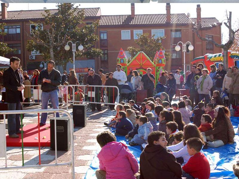 Animadores Fiestas Barrios