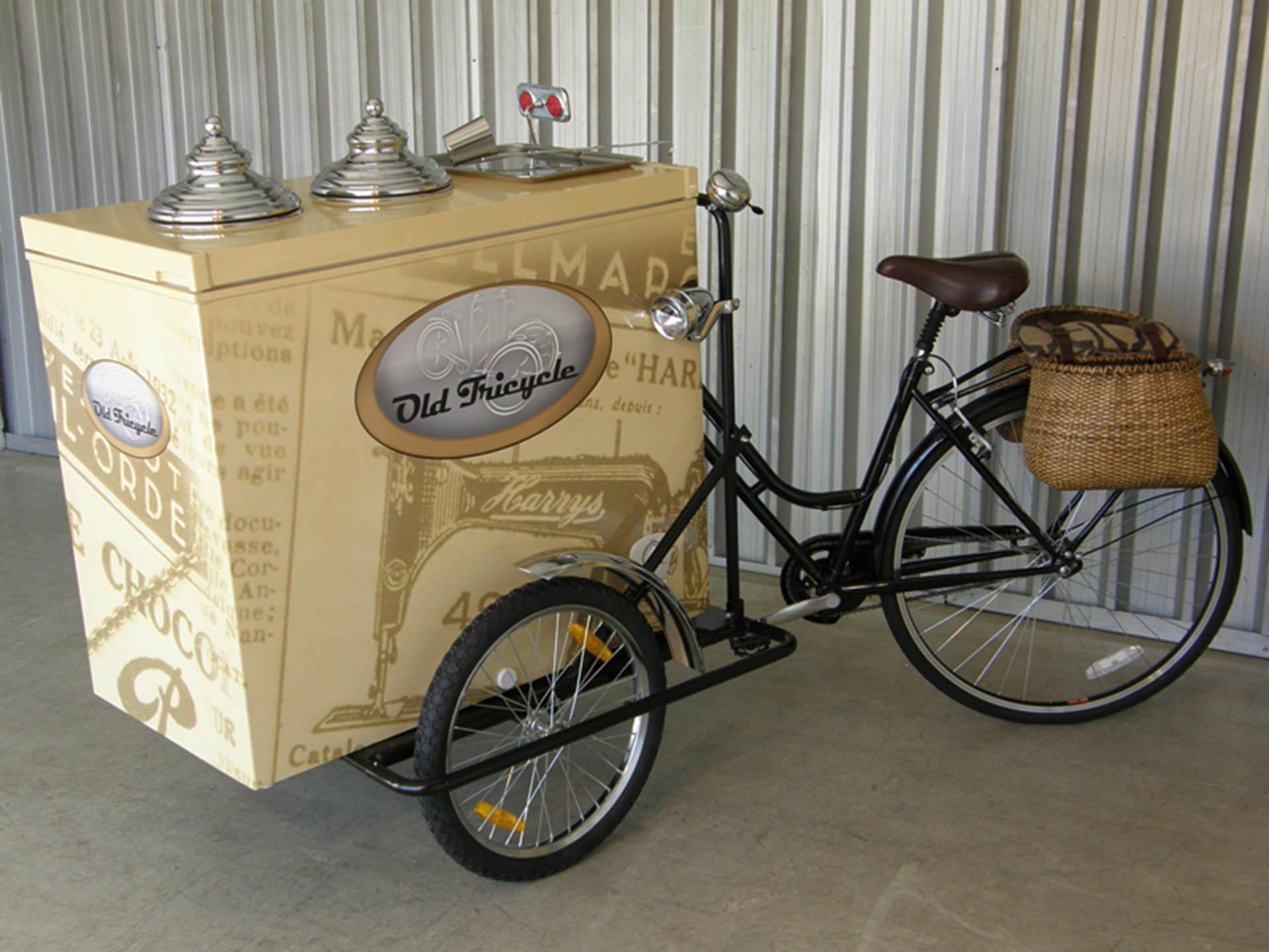 Tricyclo Helados