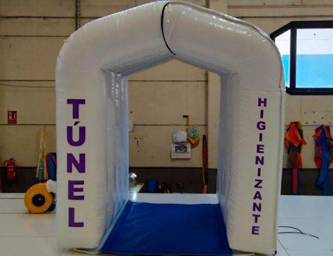túnel higienizante Dieserso