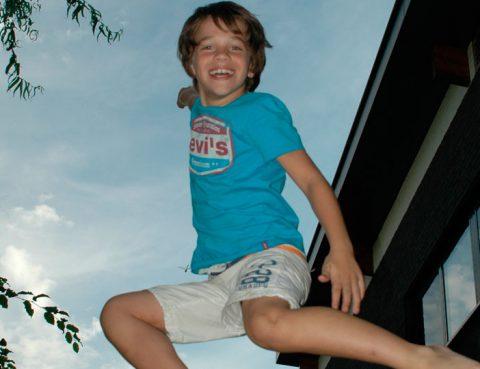 Beneficios de saltar para los niños - Dieserso