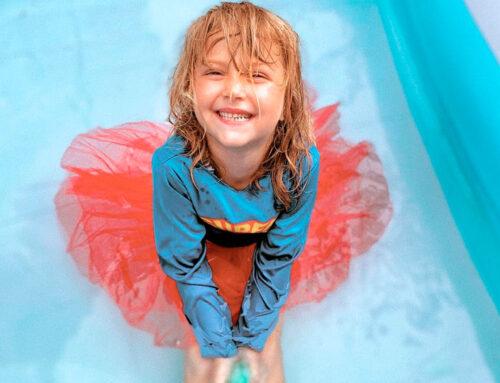 Hinchables para niños, la mejor diversión del verano